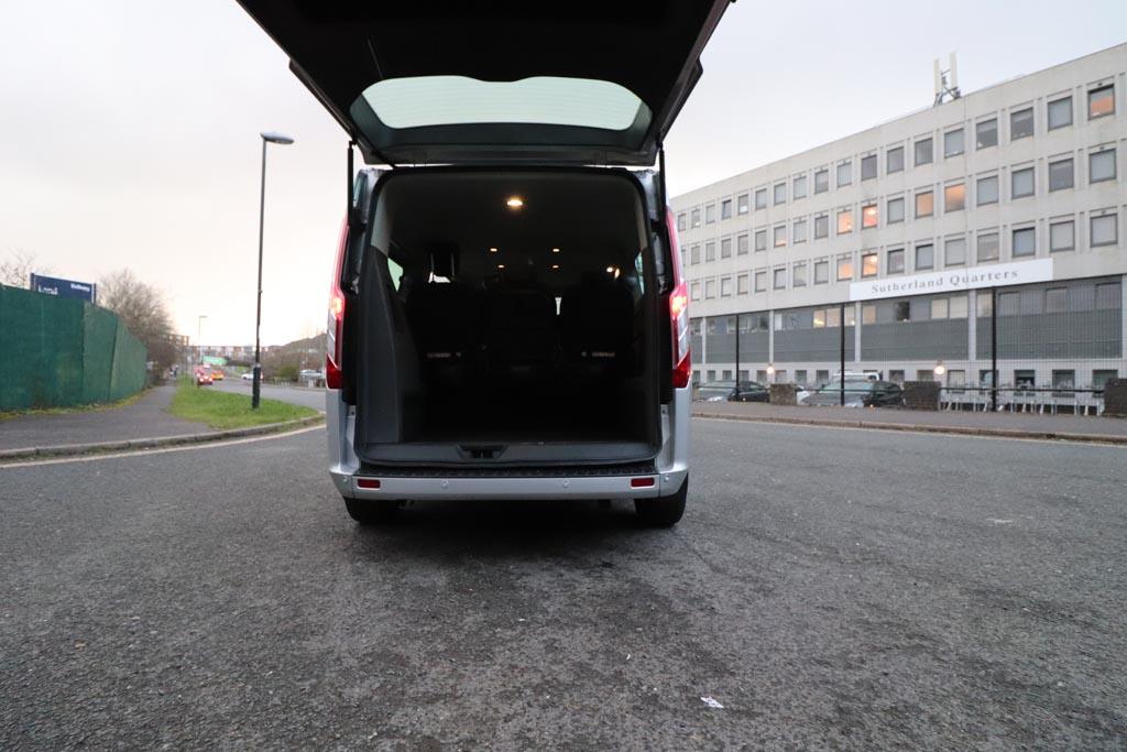 68 Plate Ford Tourneo Custom Titanium 8 Seat - Image 6