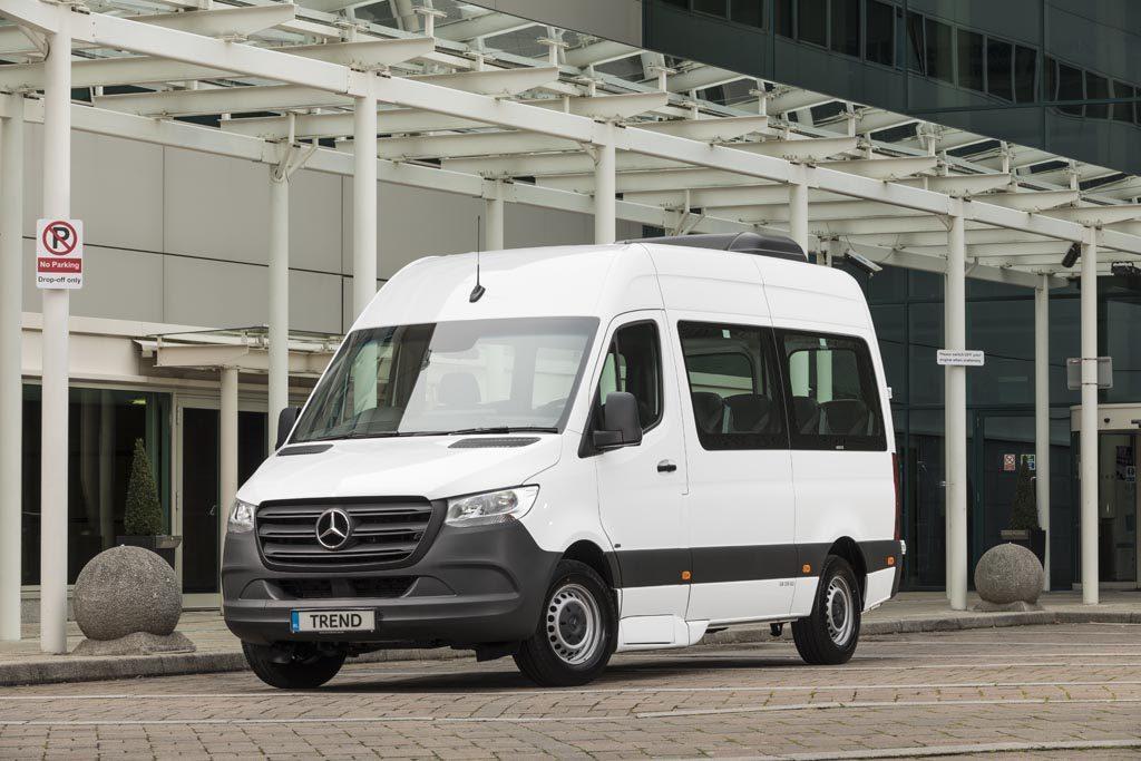 Mercedes Sprinter 13+D Trend - Image 1