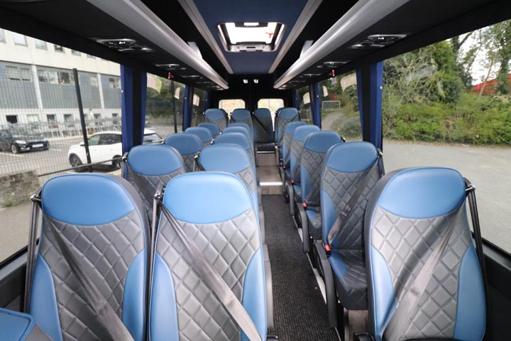 2019 68 Plate Mercedes Sprinter 22 Seat Mini Coach - Image 7
