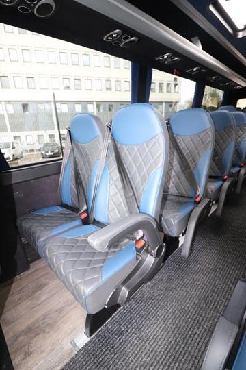 2019 68 Plate Mercedes Sprinter 22 Seat Mini Coach - Image 8