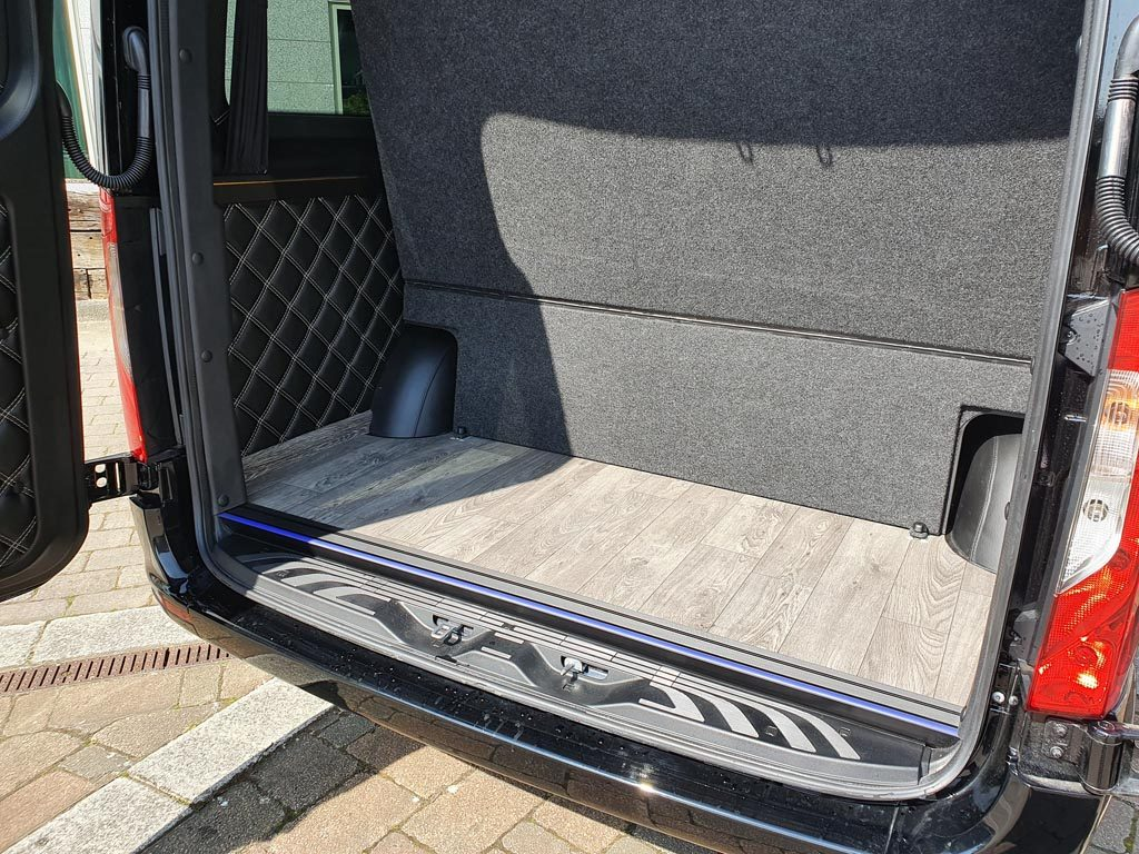 NEW Mercedes Sprinter 316 MWB 8 seat M1 - Image 4