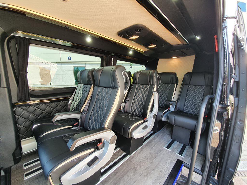 NEW Mercedes Sprinter 316 MWB 8 seat M1 - Image 6
