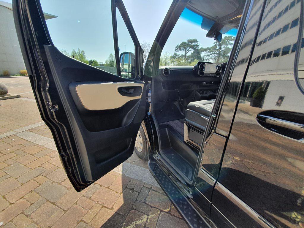 NEW Mercedes Sprinter 316 MWB 8 seat M1 - Image 8