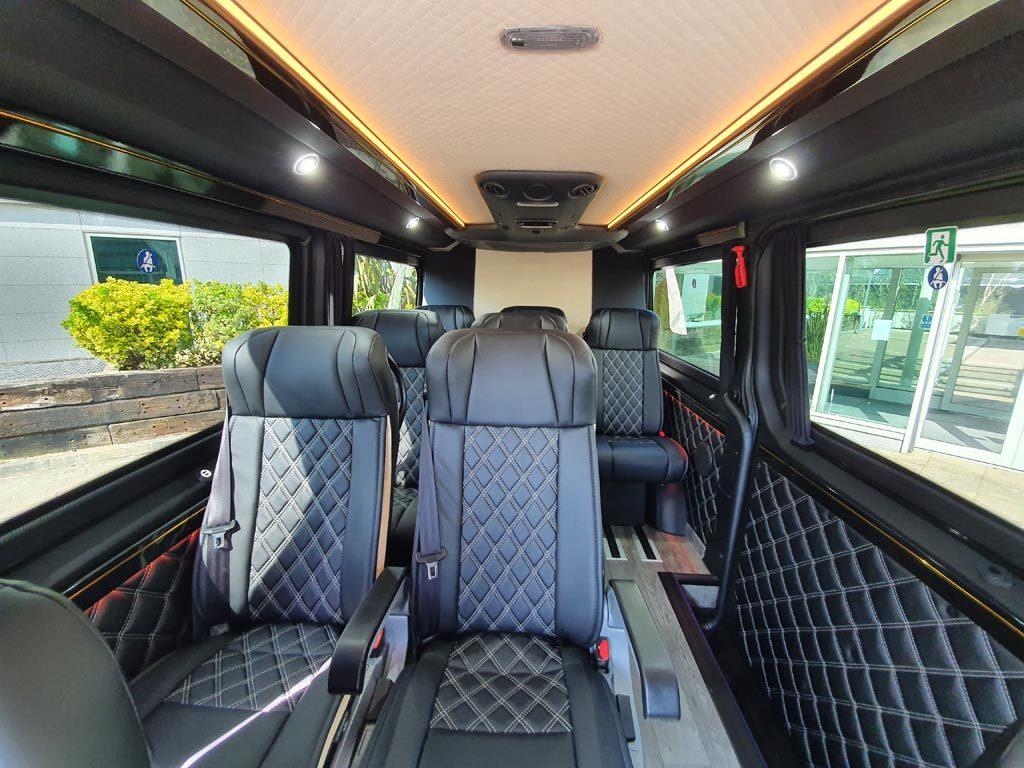 NEW Mercedes Sprinter 316 MWB 8 seat M1 - Image 9