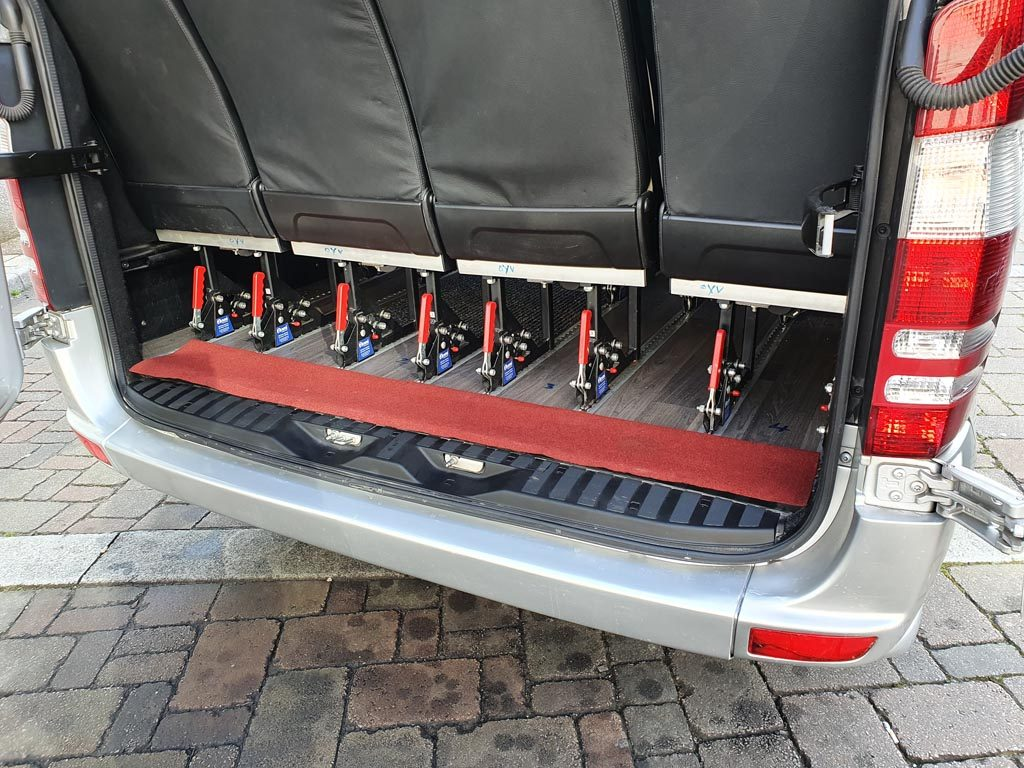 2017 Mercedes Sprinter 22 Seat Mini Coach - Image 7