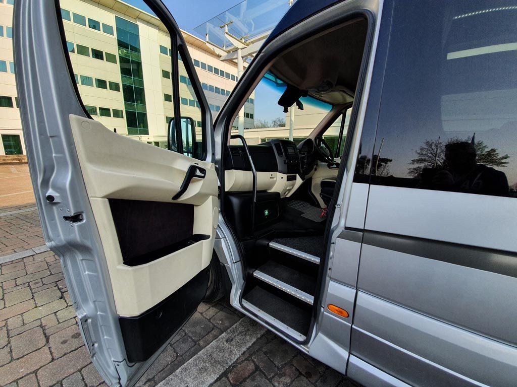 2017 Mercedes Sprinter 22 Seat Mini Coach - Image 2