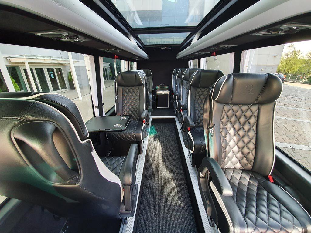 2015 65 Plate – Mercedes Sprinter 9 Seat VIP - Image 6