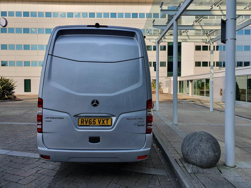 2015 65 Plate – Mercedes Sprinter 9 Seat VIP - Image 2