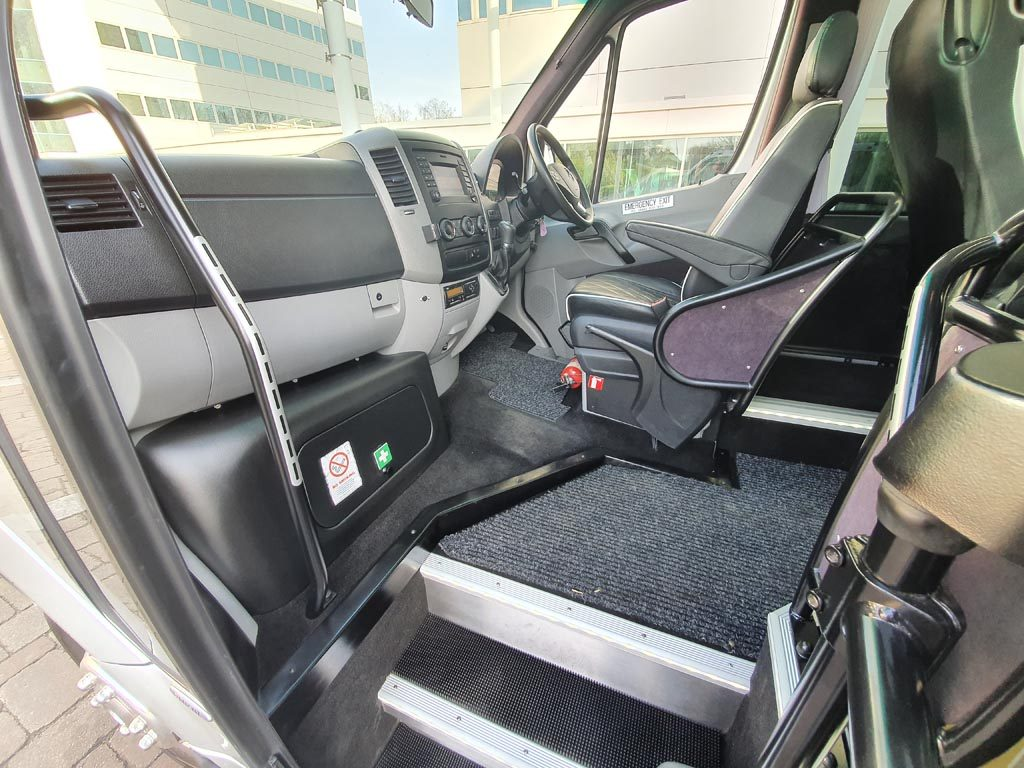 2015 65 Plate – Mercedes Sprinter 9 Seat VIP - Image 5