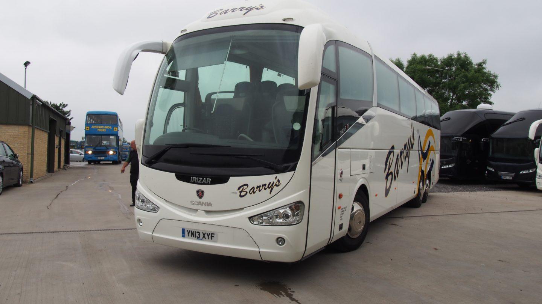 2013 Scania K400 Irizar i6 13.9m-image9