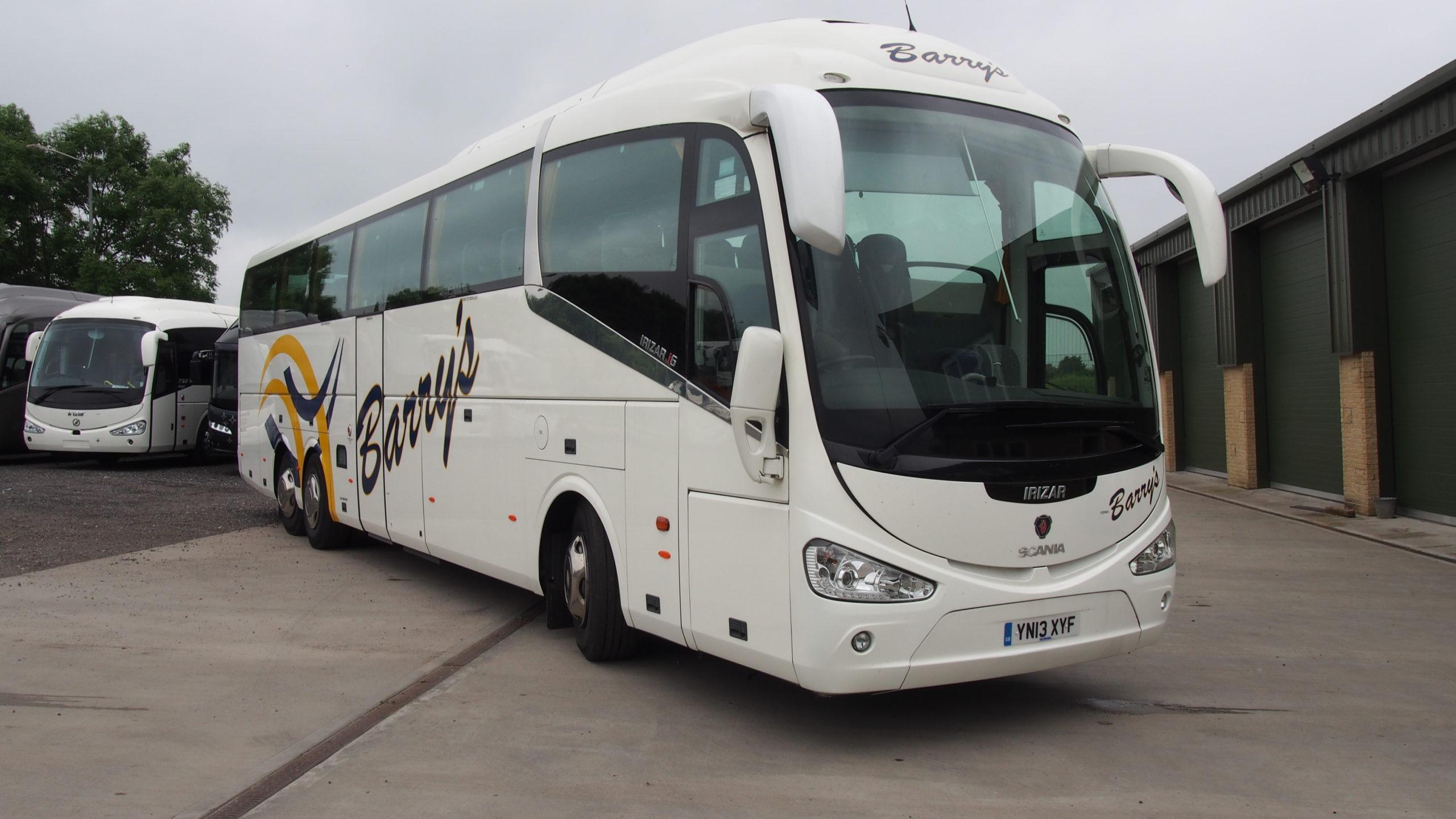 2013 Scania K400 Irizar i6 13.9m-image1