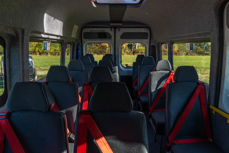 2013 Peugeot Boxer 17 Seater Accessible Minibus for Sale - Image 2