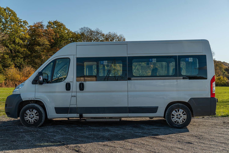 2013 Peugeot Boxer 17 Seater Accessible Minibus for Sale - Image 3