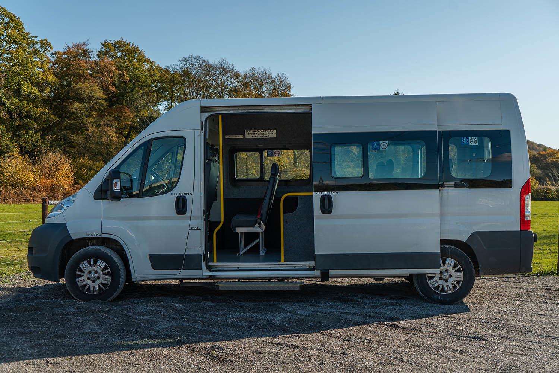 2013 Peugeot Boxer 17 Seater Accessible Minibus for Sale - Image 4