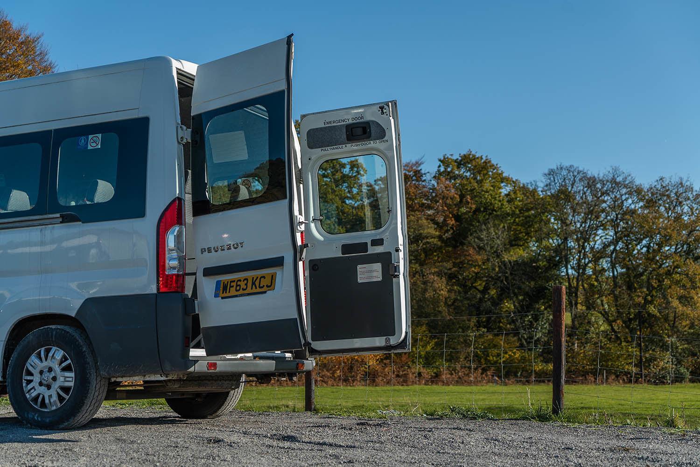2013 Peugeot Boxer 17 Seater Accessible Minibus for Sale - Image 5