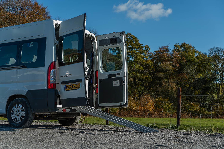 2013 Peugeot Boxer 17 Seater Accessible Minibus for Sale - Image 6