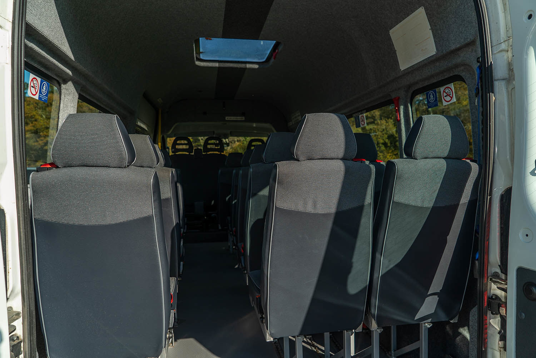 2013 Peugeot Boxer 17 Seater Accessible Minibus for Sale - Image 7