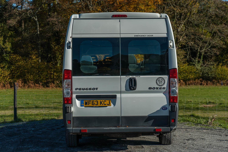2013 Peugeot Boxer 17 Seater Accessible Minibus for Sale - Image 8