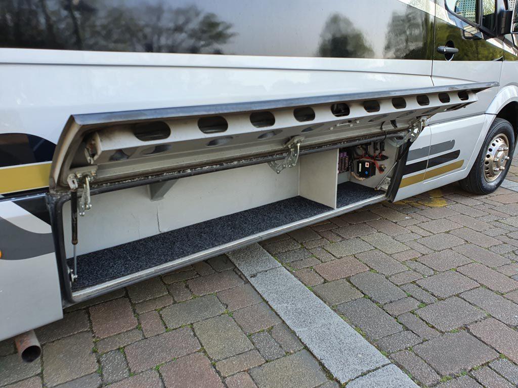 2014 64 Plate – Turas 500 16+G Mini Coach - Image 9