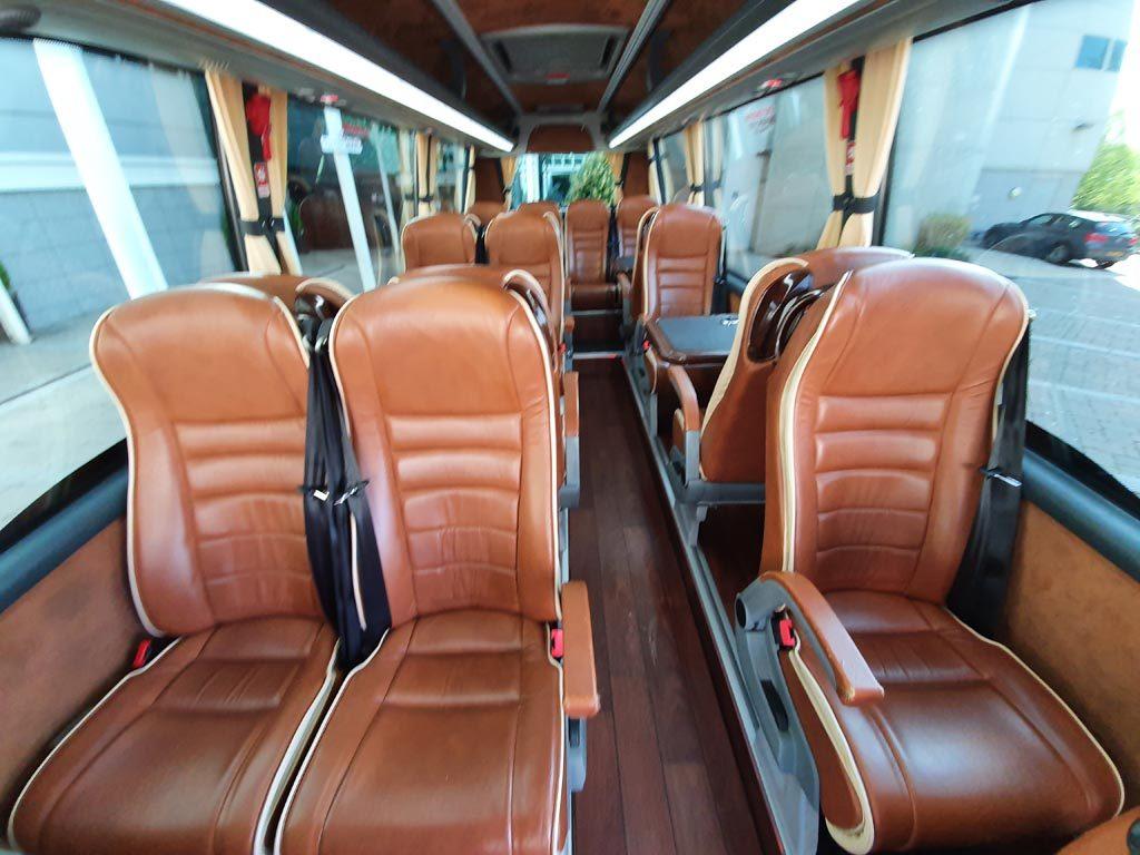 2014 64 Plate – Turas 500 16+G Mini Coach - Image 3