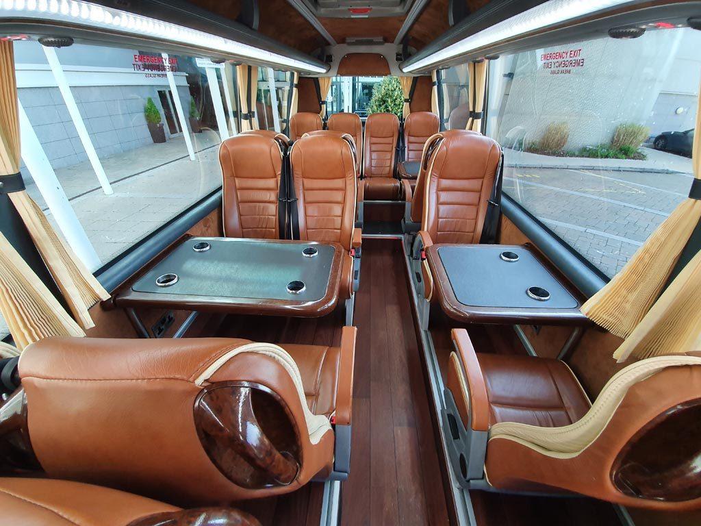2014 64 Plate – Turas 500 16+G Mini Coach - Image 4