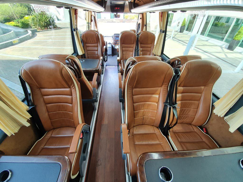2014 64 Plate – Turas 500 16+G Mini Coach - Image 6