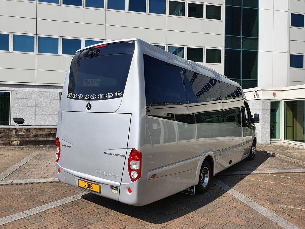 2016 – EVM Grand Tourer 19+G Mini Coach - Image 2