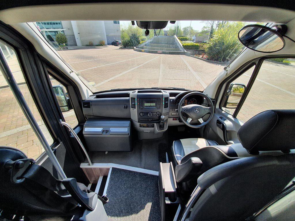 2016 – EVM Grand Tourer 19+G Mini Coach - Image 4