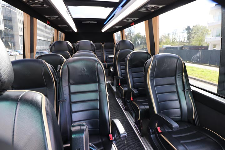 2015 Mercedes Sprinter 16 Seat X-Clusive - Image 6