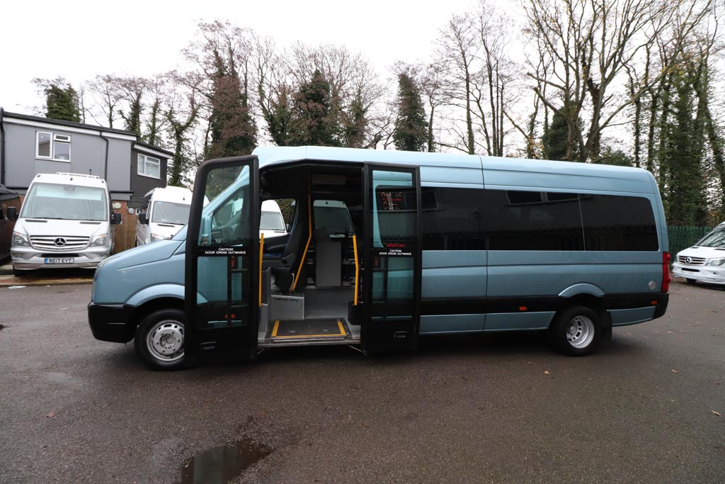2008 VW Crafter Low Floor 15 Seat - Image 5
