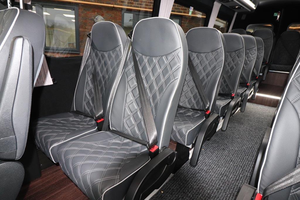 New Mercedes Sprinter 22 Seat Mini Coach - Image 7