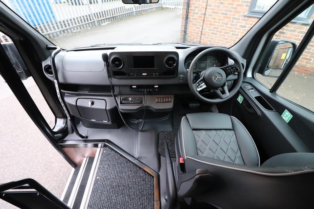 New Mercedes Sprinter 22 Seat Mini Coach - Image 8