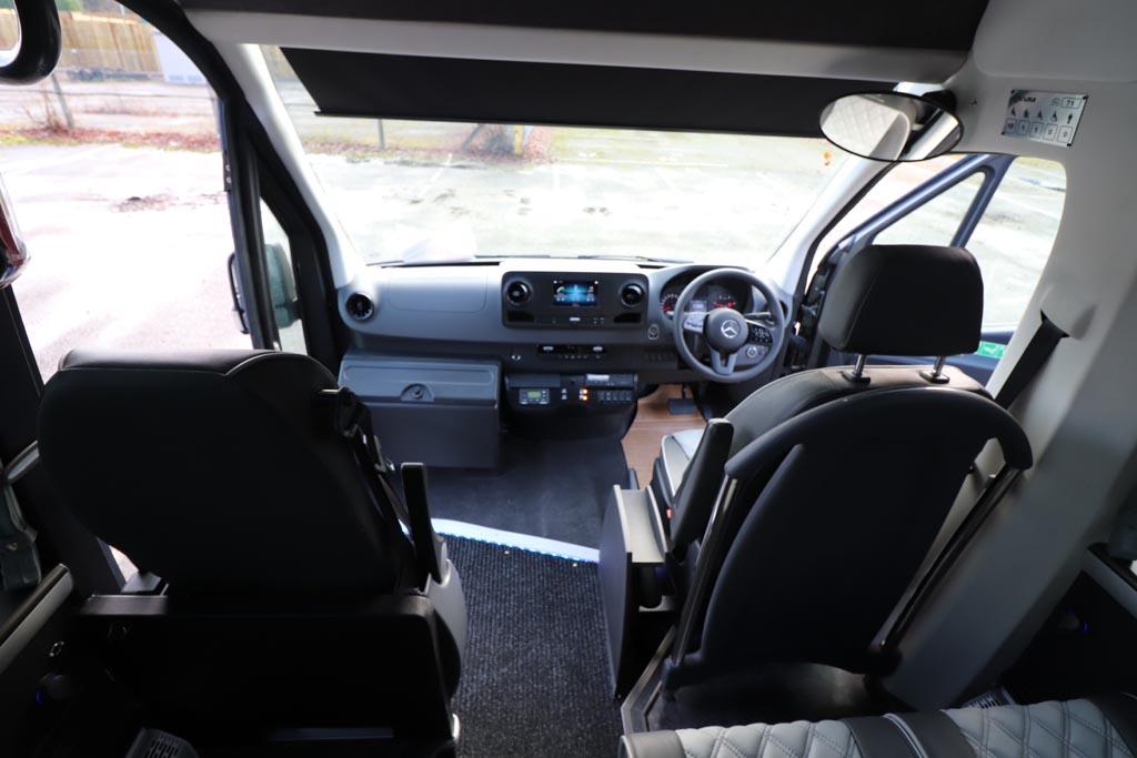 New Mercedes Sprinter 20 Seat Grand Tourer - Image 5