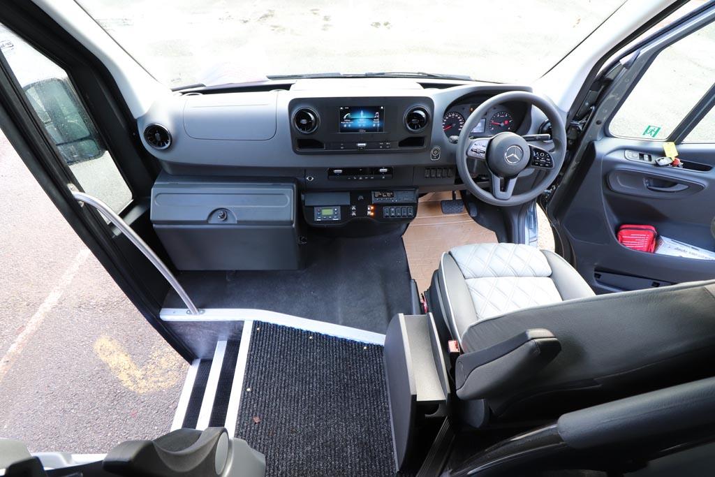 New Mercedes Sprinter 20 Seat Grand Tourer - Image 6