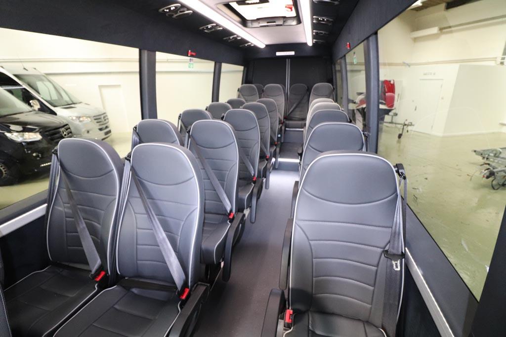 New Mercedes Sprinter 22 Seat Elegance - Image 6