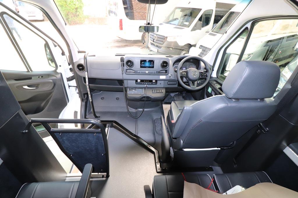 New Mercedes Sprinter 22 Seat Elegance - Image 7