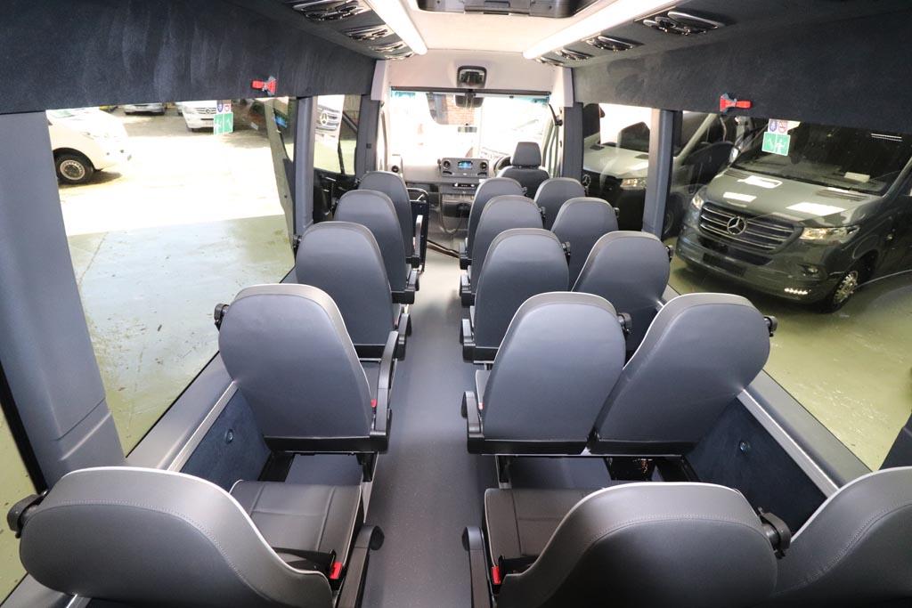 New Mercedes Sprinter 22 Seat Elegance - Image 9