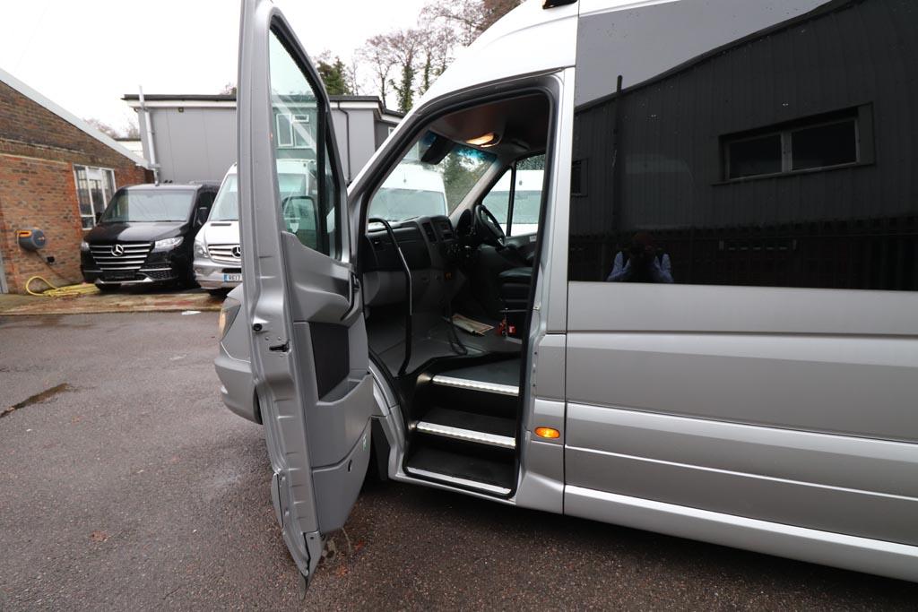 2018 Mercedes Sprinter EVM Elegance 16 Seat - Image 5