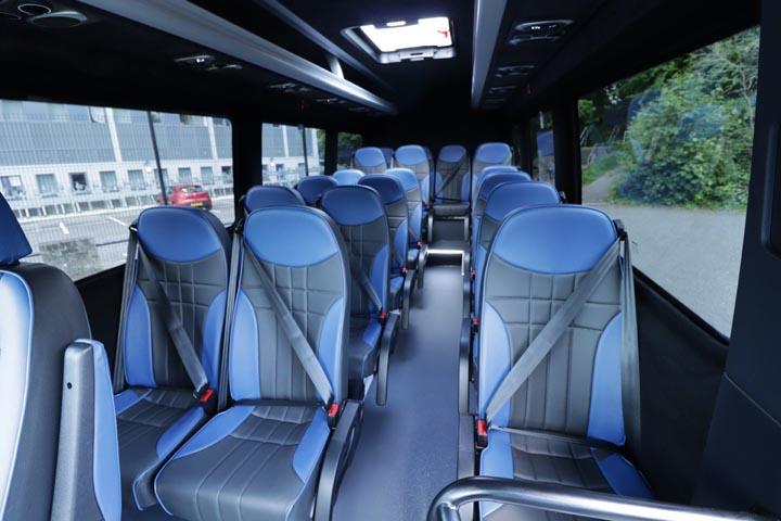 New Mercedes Sprinter 516 19 seat elegance - Image 3