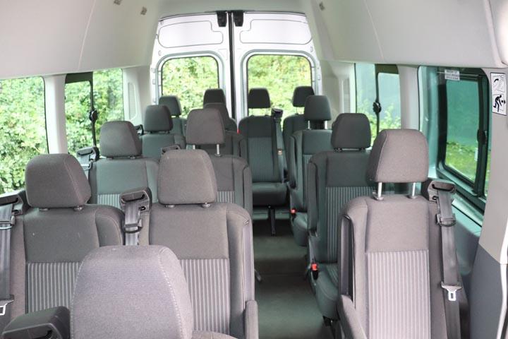 2015 Ford Transit 16 Seat Minibus - Image 1