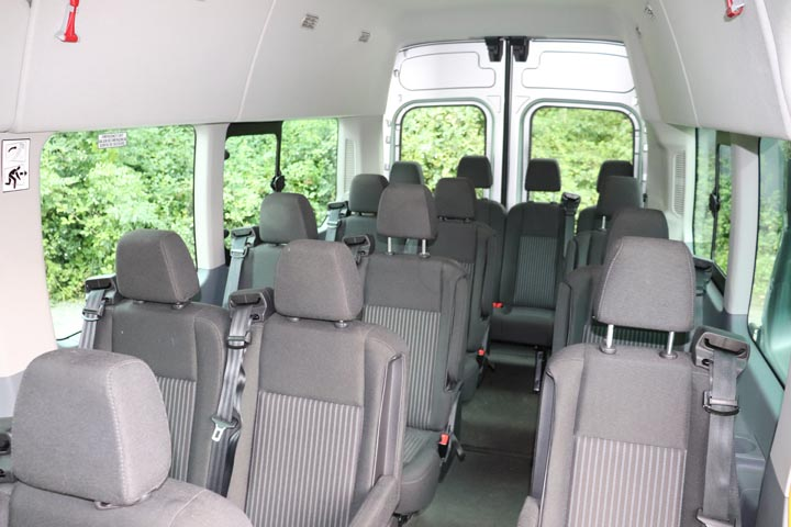 2015 Ford Transit 16 Seat Minibus - Image 4