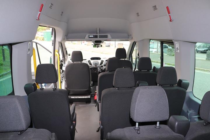 2015 Ford Transit 16 Seat Minibus - Image 5