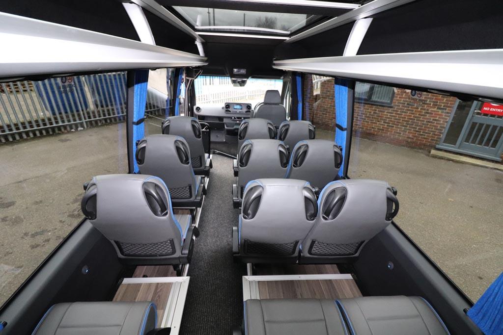2019 Mercedes Sprinter 16 Seat X-Clusive - Image 5
