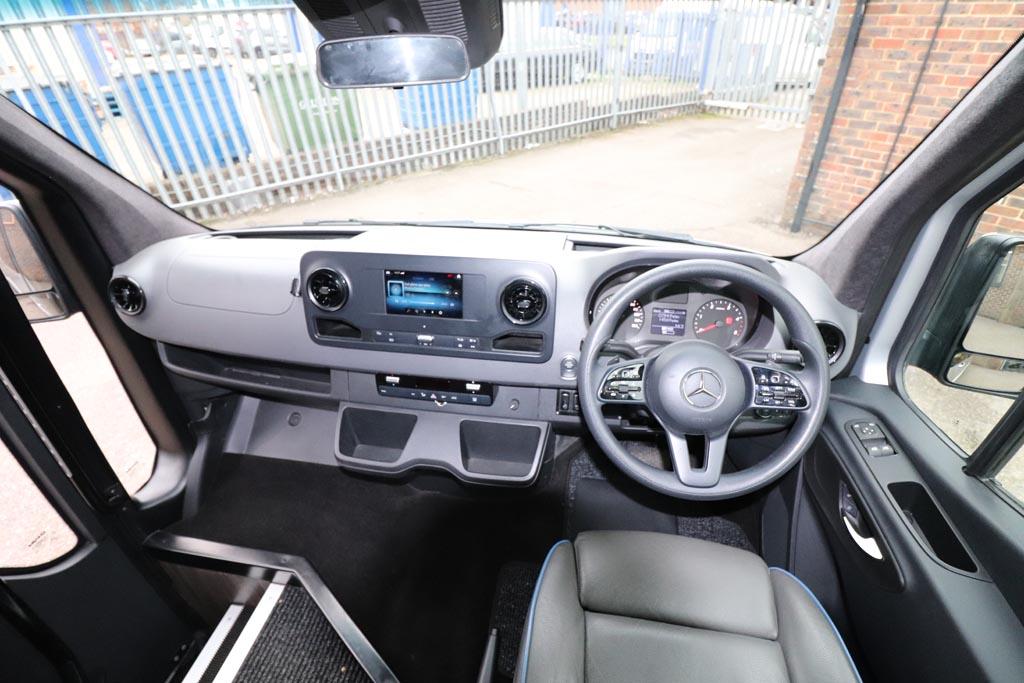 2019 Mercedes Sprinter 16 Seat X-Clusive - Image 3