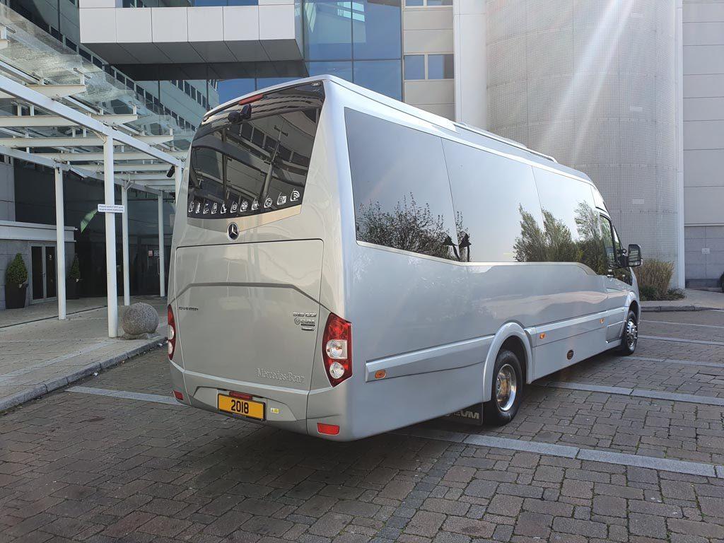 2018 – EVM Grand Tourer 19+G Mini Coach - Image 1