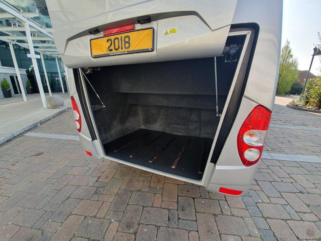 2018 – EVM Grand Tourer 19+G Mini Coach - Image 6