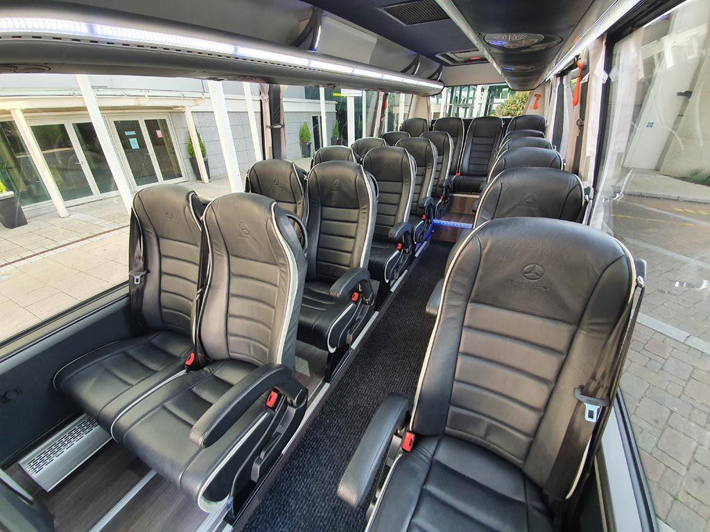 2018 – EVM Grand Tourer 19+G Mini Coach - Image 4