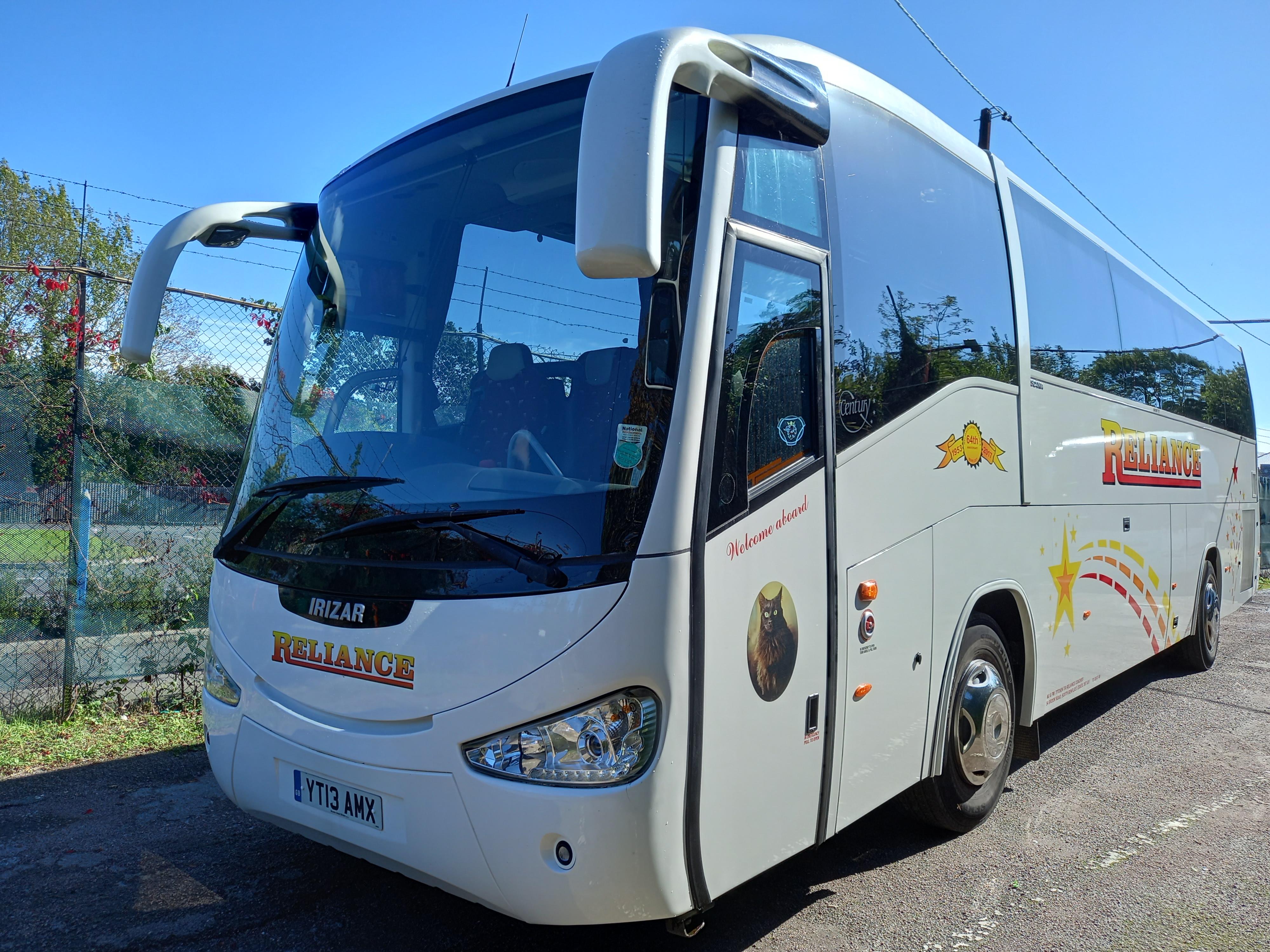 2013 SCANIA K360 SB