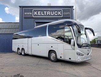 2018 Scania Irizar i6S K410B 6X2*4 coaches