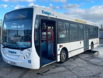 2006 (56 Plate) Enviro 200 - Airport Specification